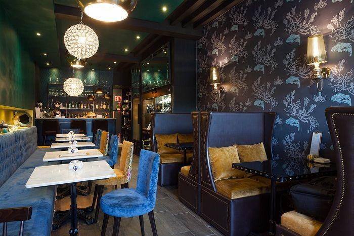 The Seafood Bar, una marisquería al más puro estilo inglés