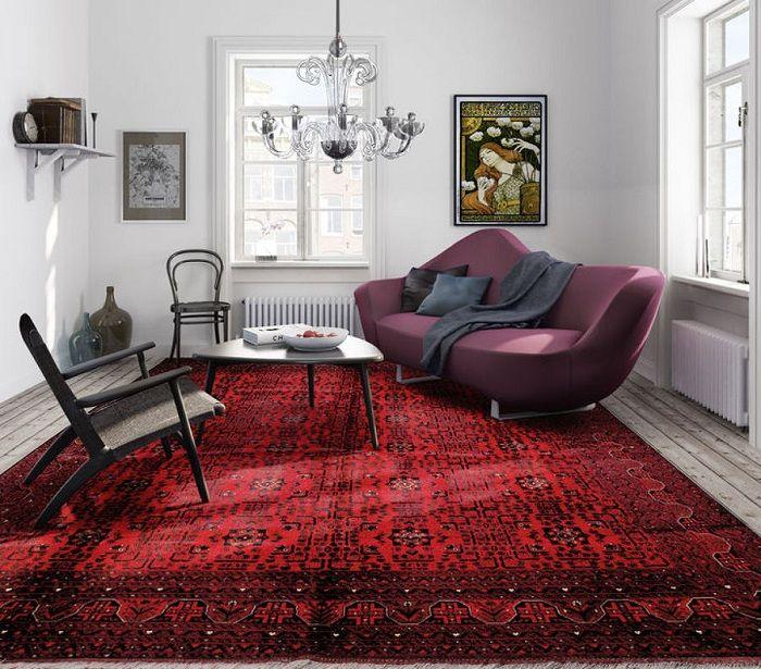Tendencias en alfombras para decorar nuestro hogar - Moove ...