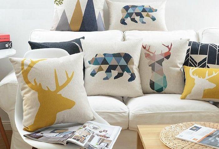 Tendencias en cojines para decorar tu hogar | Moove Magazine
