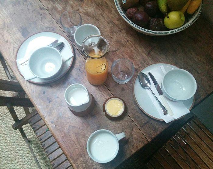 Desayuno b&b brixton town