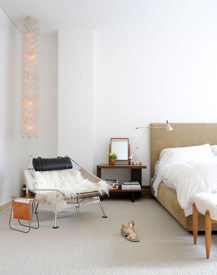 dormitorio colores neutros chic