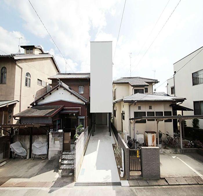Descubrimos las Jutaku, micro casas japonesas