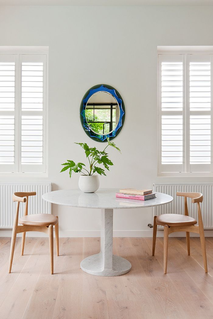 silla elbow codo hans wegner madera clara comedor diseño escandinavo
