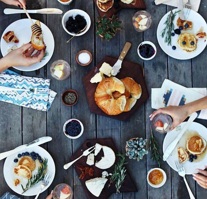 Eat with me, la gastronomía compartida como tendencia