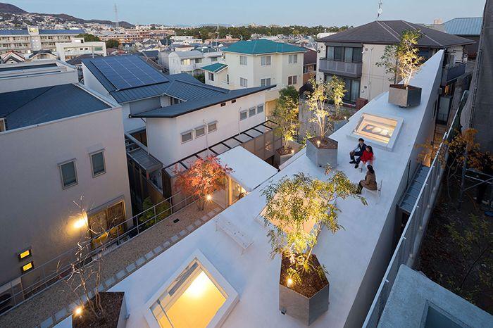 Sou Fujimoto Architects . house k . nishinomiya (4)