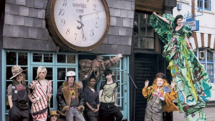 vivienne westwood worlds end tienda punk londres moda britanica