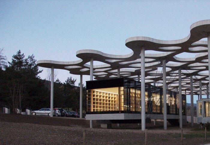 Casa de la Escritura en Montricher Suiza ricardo aravena arquitecto chileno premio pritzker arquitectura 2016 chile