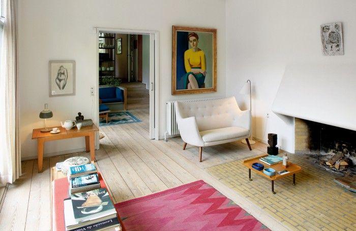 Finn Juhl, uno de los padres del diseño danés