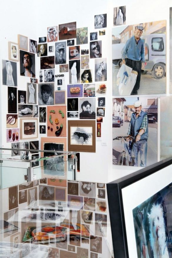 interior galeria de artefernandez hurtado art gallery en segovia 2