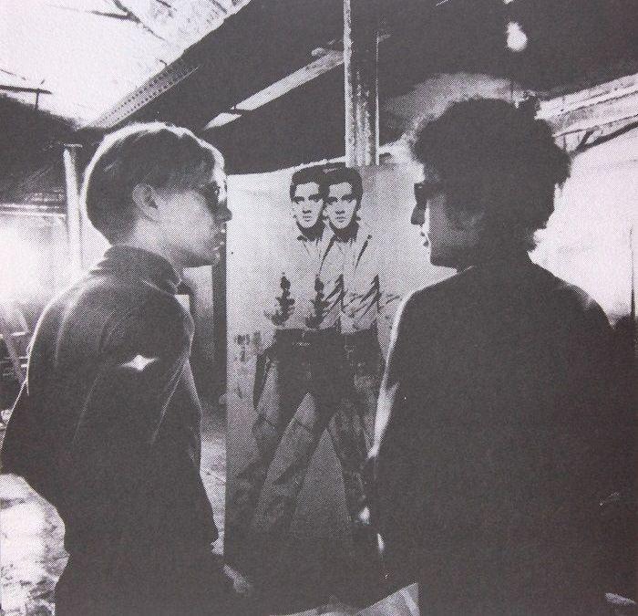 Andy Warhol y su relación con la música en el MUSAC