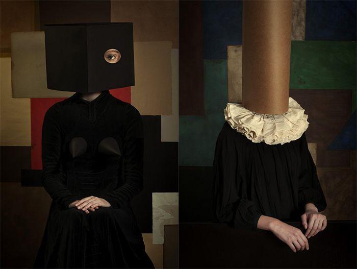 fotografia renaissance cubism renacimiento cubismo fotografa argentina romina ressia foto que parece un cuadro pictorica