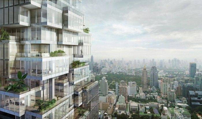 Los edificios más sorprendentes que están siendo construidos en la actualidad