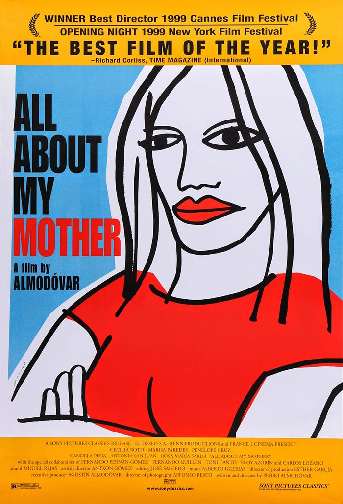 ALL ABOUT MY MOTHER by Oscar Mariné
