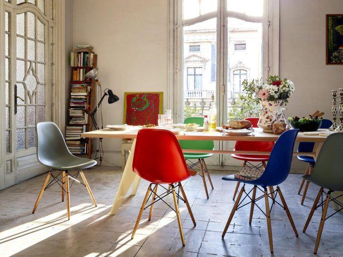 Charles y Ray Eames, un matrimonio de diseño