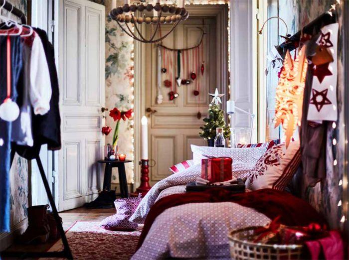 camas-invitados-navidad-ikea