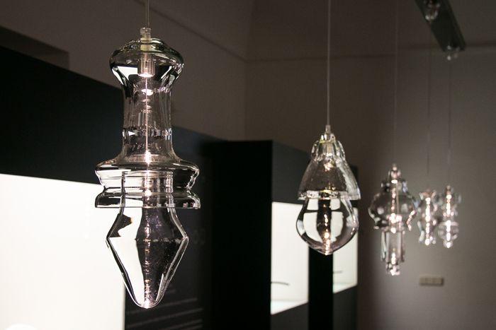 Conocemos la colección de lámparas Línea Home de MAYICE con la Real Fábrica de Cristales