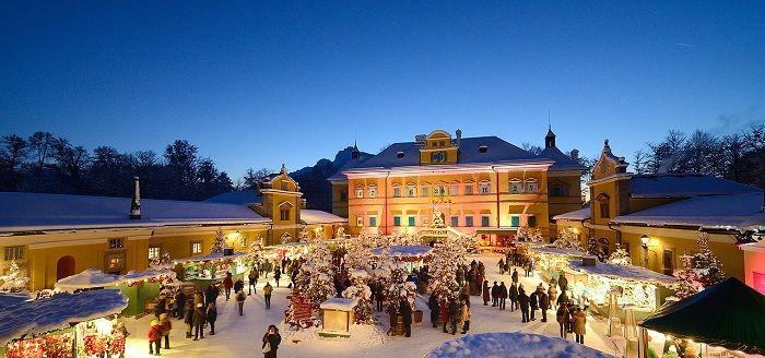 mercado de navidad salzburg