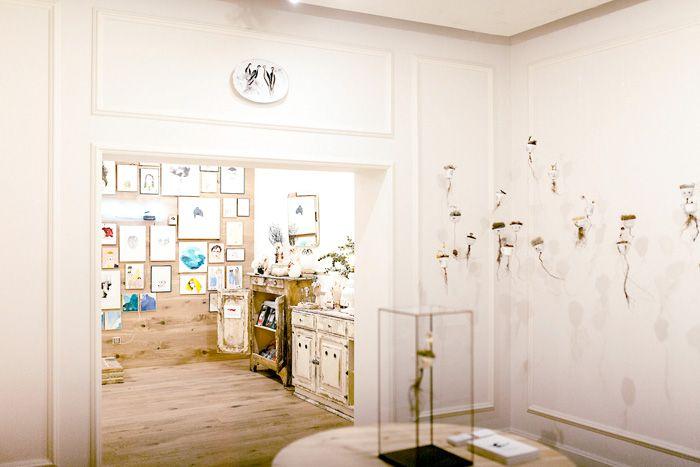 Échale Guindas: una galería repleta de arte para llevar