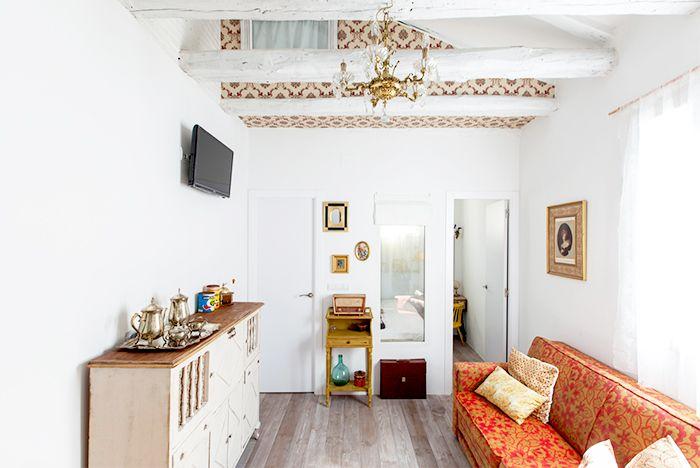 Pequeño piso con grandes detalles en Malasaña