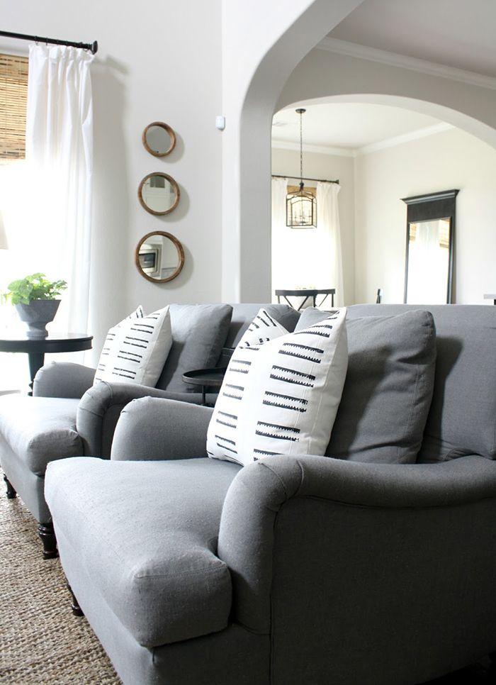 cojines sofa decorados mud cloth