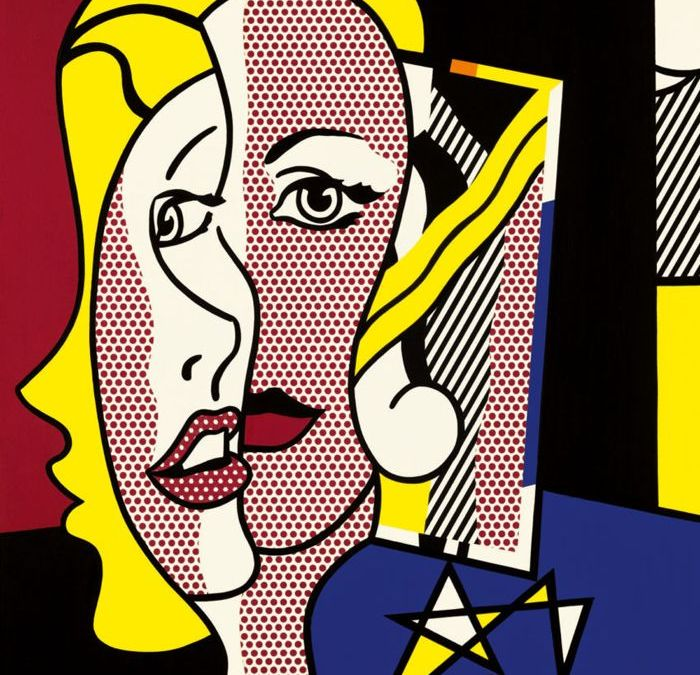 """Female Head"" de Roy Lichtenstein se subastará en Nueva York"