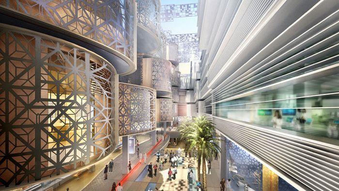 Exposición de Norman Foster «Futuros Comunes» en Fundación Telefónica de Madrid