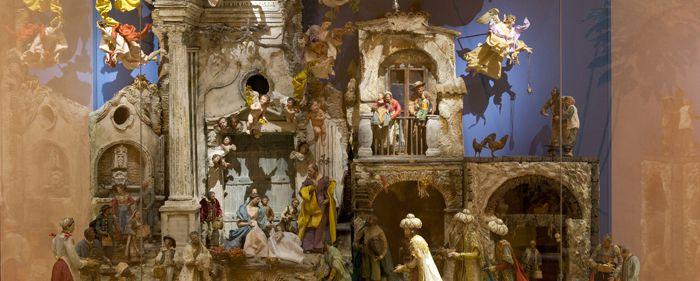El Museo Thyssen expondrá un belén napolitano del siglo XVIII hasta el 7 de enero