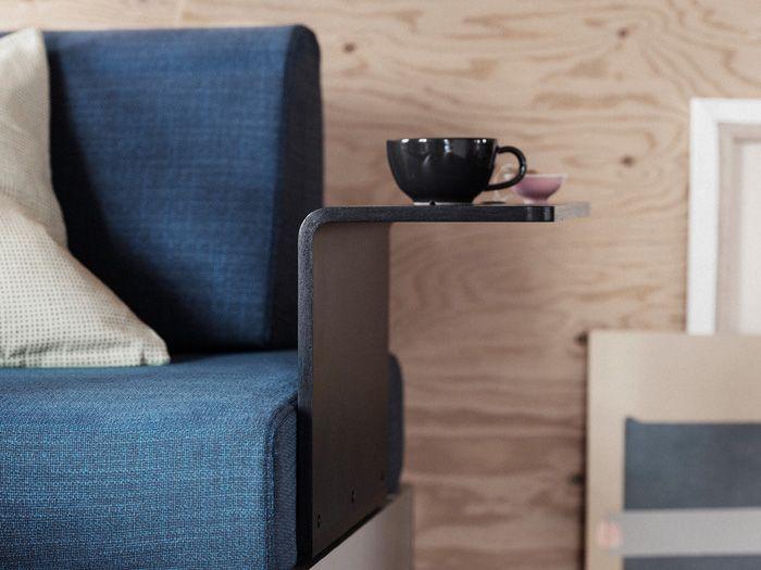 accesorio reposa tazas sofa IKEA