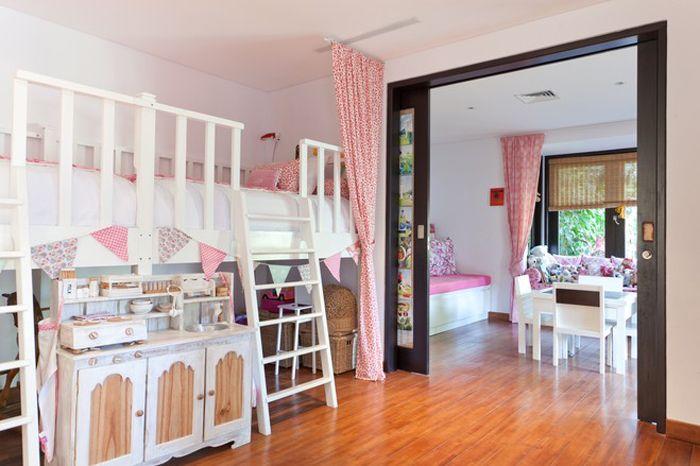 dormitorio infantil decoracion exotica