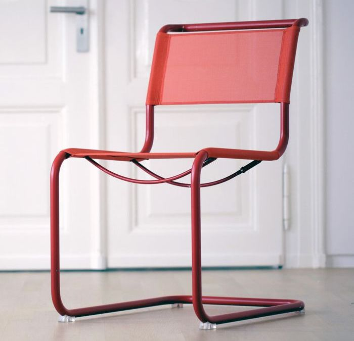 Mart Stam, el verdadero creador de la silla oscilante tubular