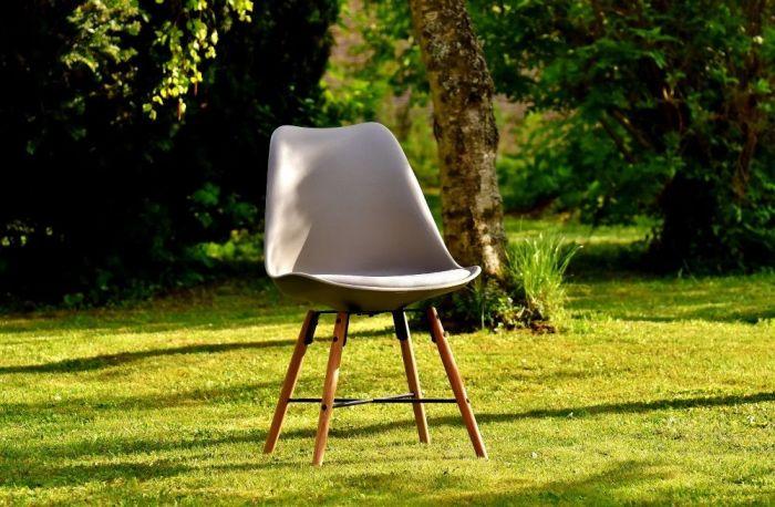 mobiliario para el jardin