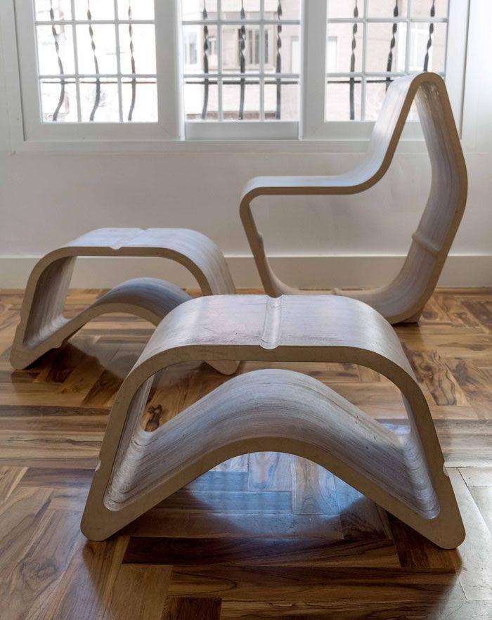 silla diseño versatil chairs everywhere