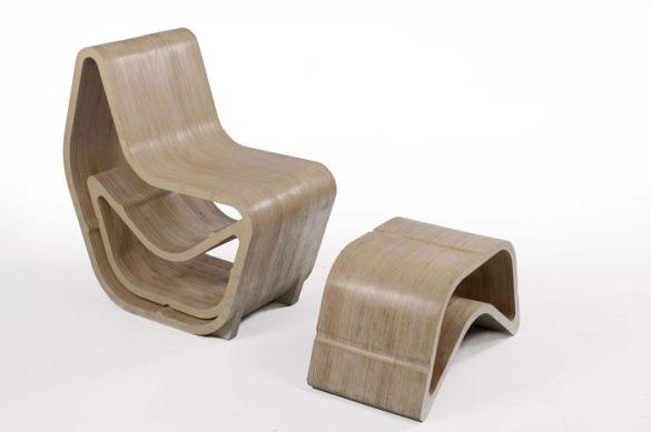 silla diseño versatil ahorro espacio