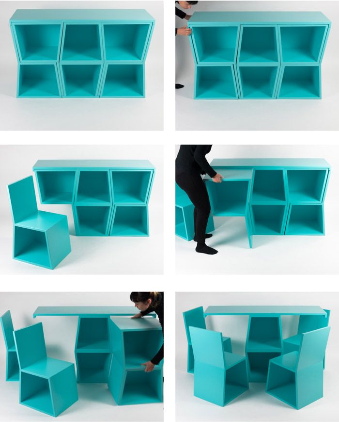 mueble multifuncion chairs everywhere