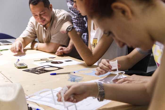 alumnos diseño IED