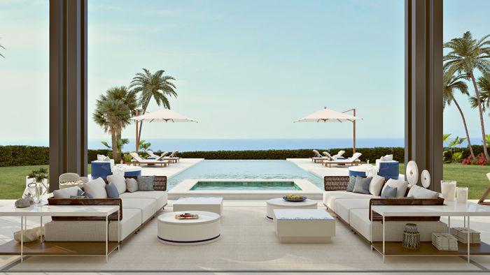 vistas al mar vivienda lujosa en Marbella