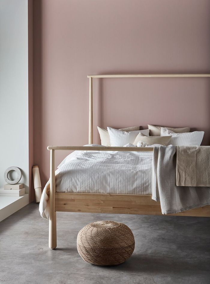 dormitorio decoracion natural