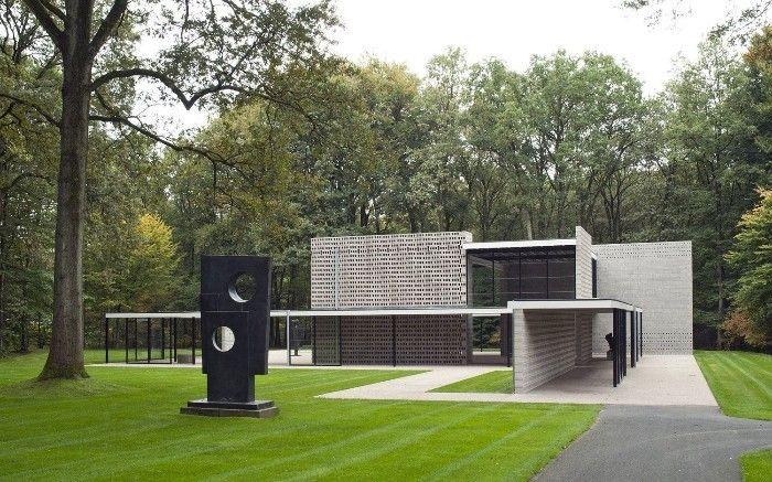 Gerrit Thomas Rietveld, de la ebanistería a la arquitectura funcionalista