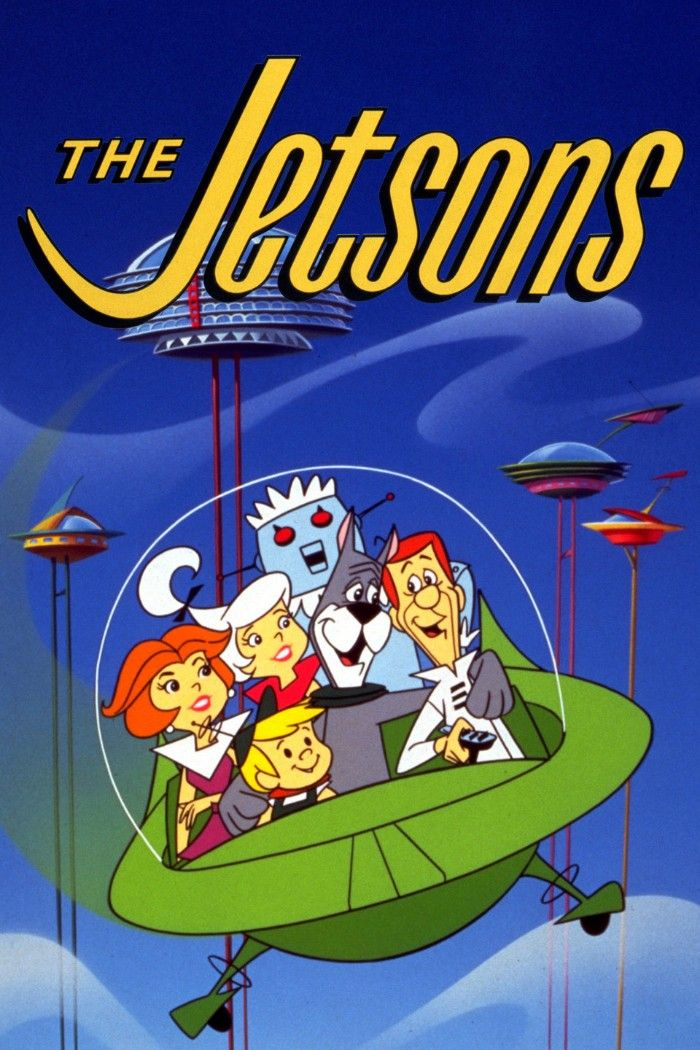 the jetsons googie