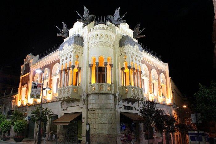 arquitectura modernista ceuta