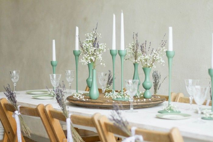5 claves decorativas para una boda perfecta