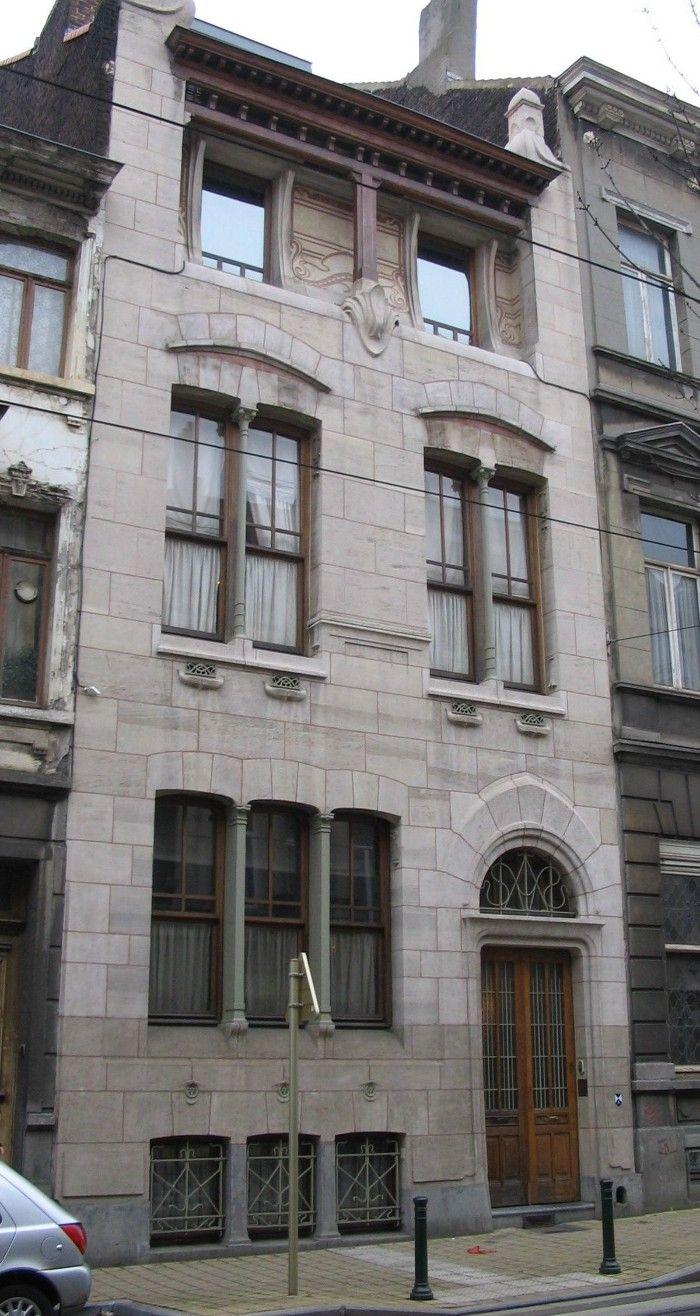 maison autrique fachada