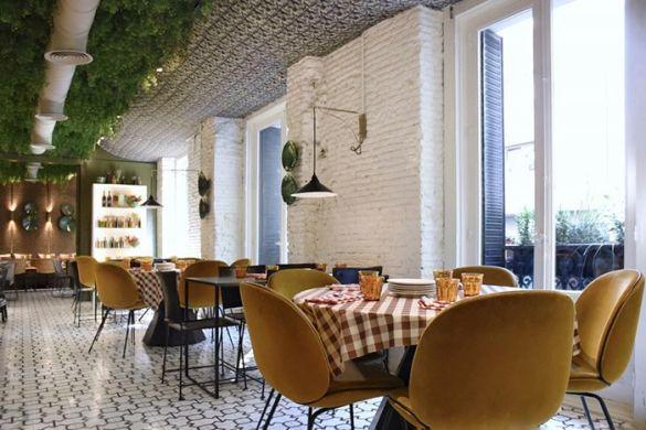 fellina restaurante italiano madrid grupo le coco
