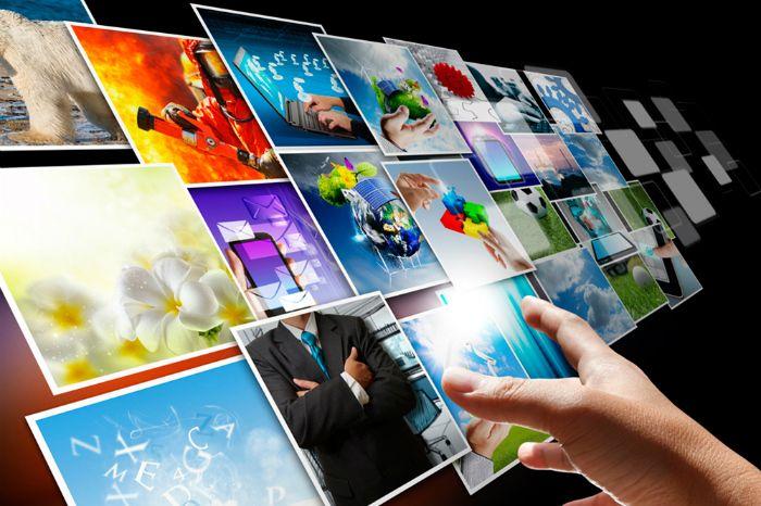 impresión digital tipos