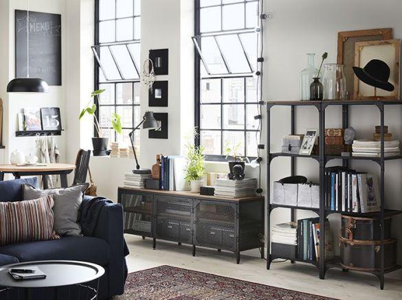 estilo industrial IKEA para Primavera Sound