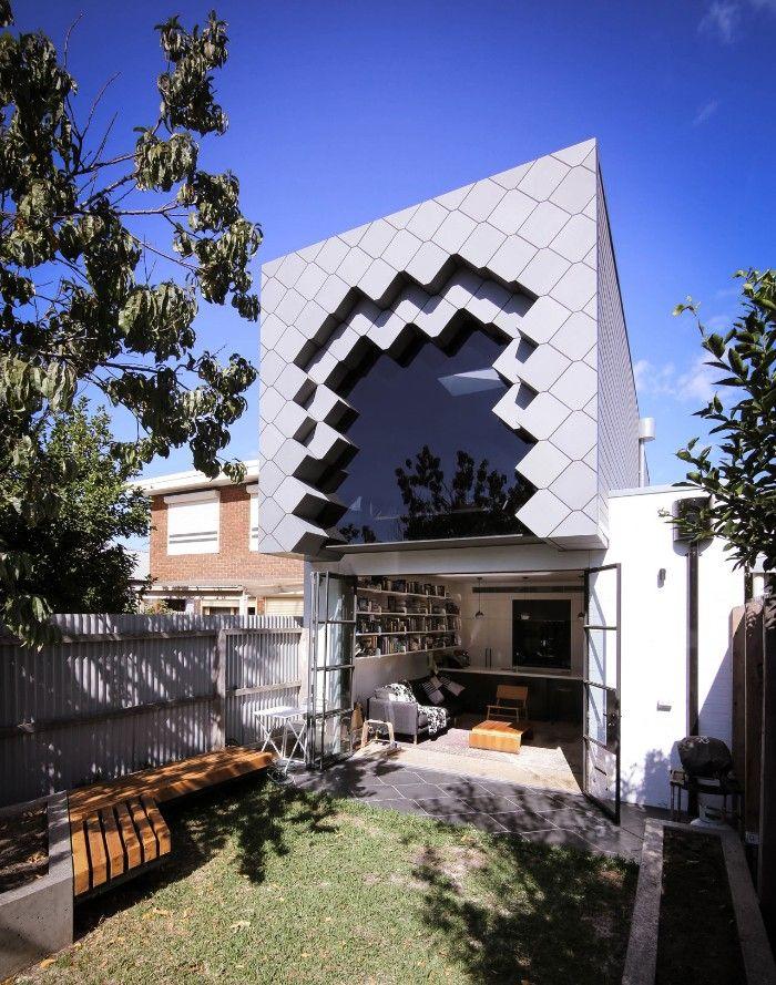 añadido casa victoriana