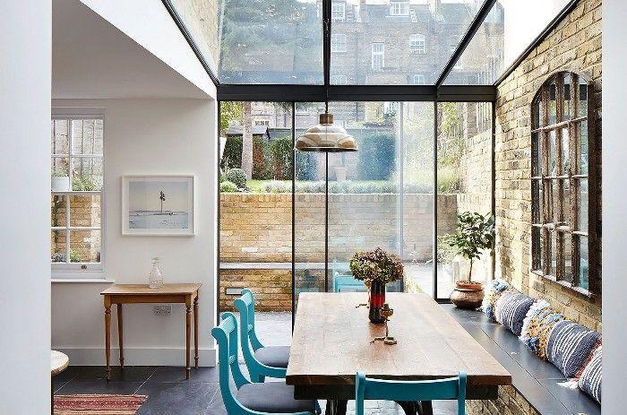 Las casas victorianas se adaptan al diseño actual