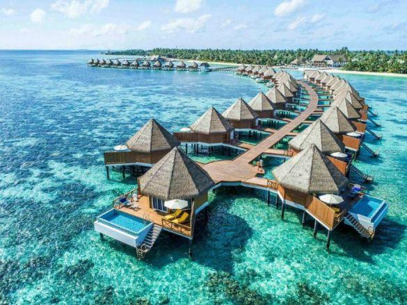 lujo paraiso maldivas