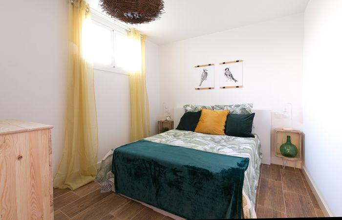 Home Staging en un piso pequeño. De espacio inhabitable a espacio agradable donde vivir