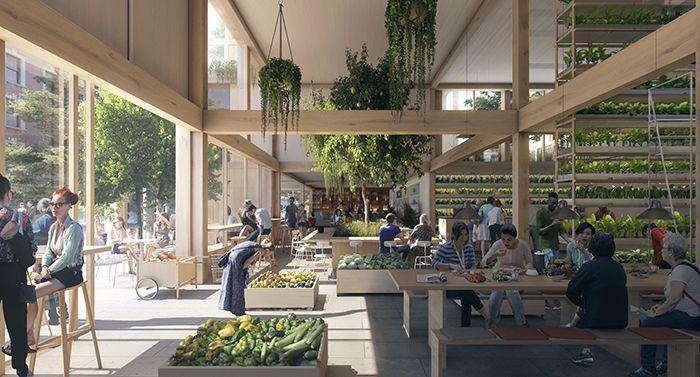 Urban Village sostenibilidad
